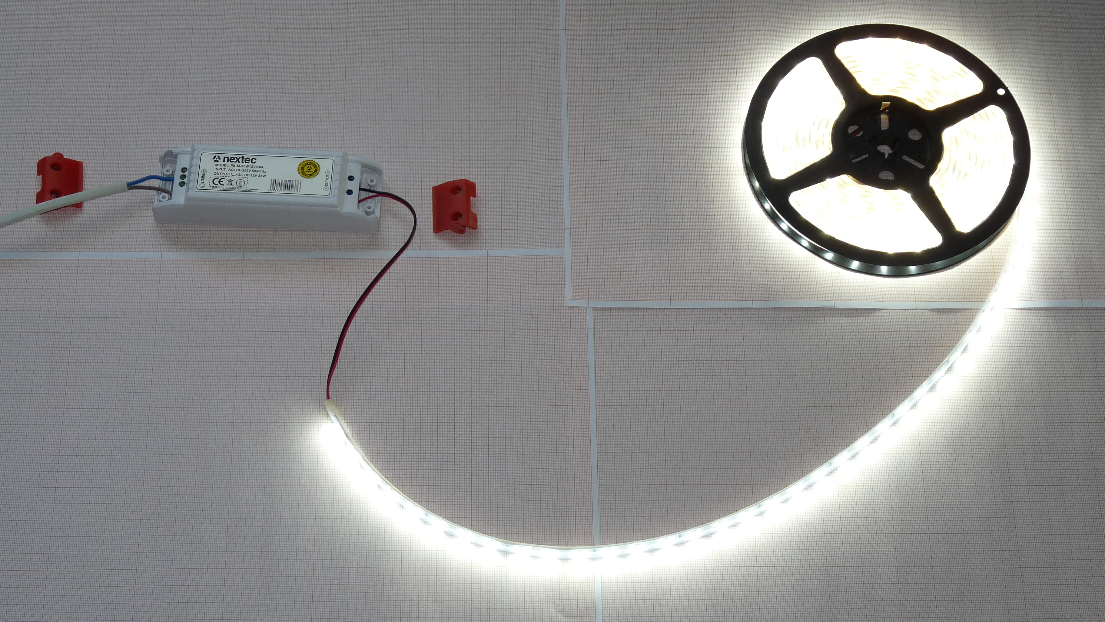 Wiring Led Strip Lights To Mains