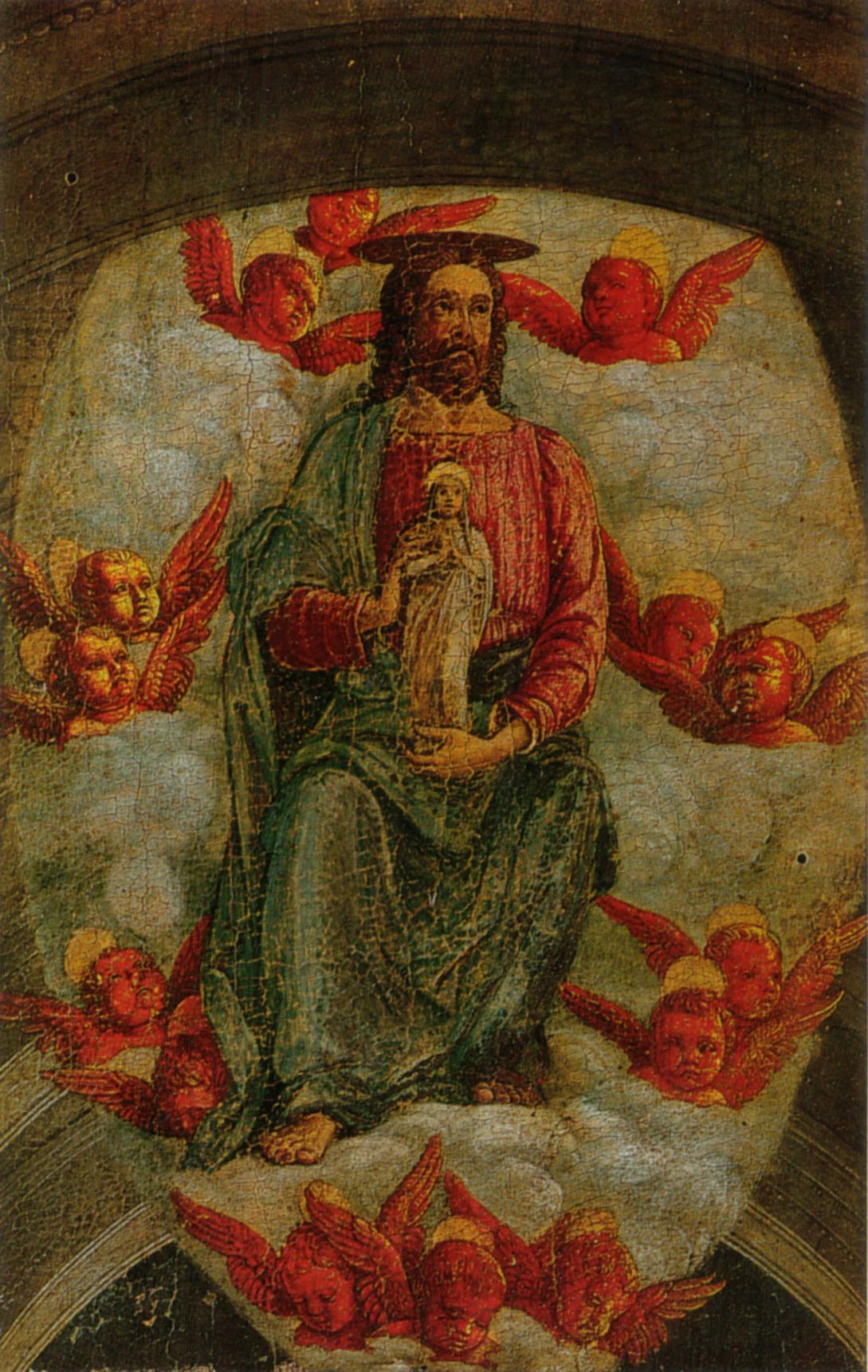 Cristo con lanimula della Madonna  Wikipedia