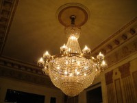 File:New Orleans Garden District Ceiling Chandelier 2.JPG