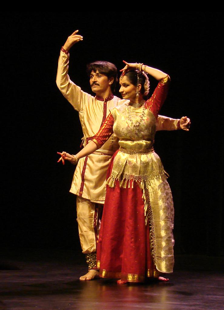 Gambar Tarian India : gambar, tarian, india, Kathak, Wikiquote