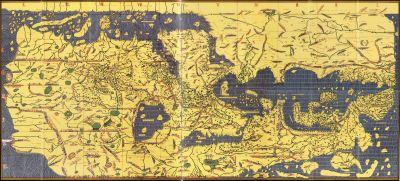 Al-Idrisis verdenskart