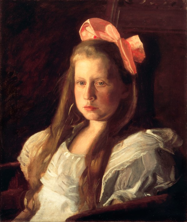 File Thomas Eakins - Portrait Of Ruth . Harding 1903 Wikimedia Commons