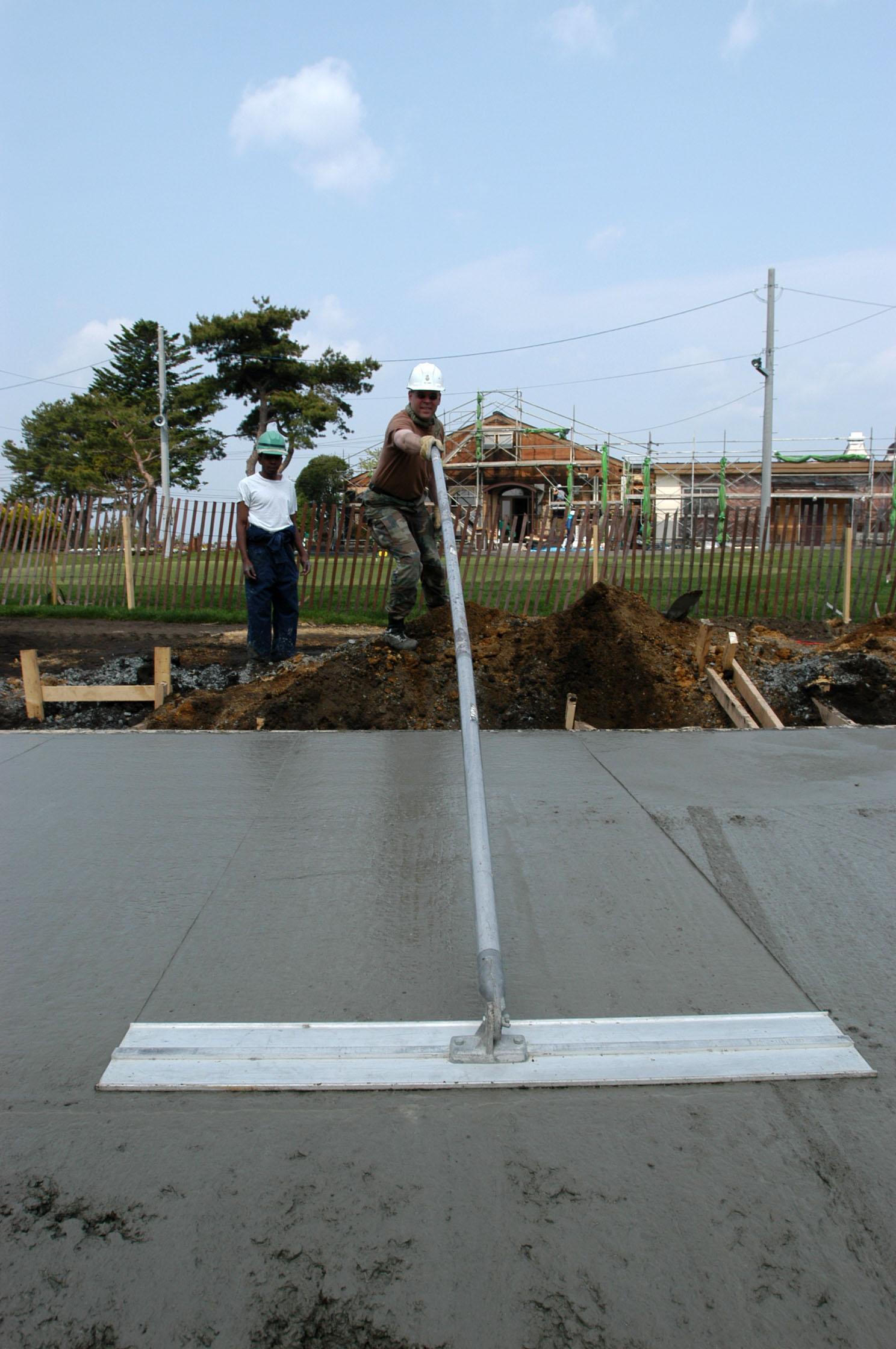 Concrete float  Wikipedia