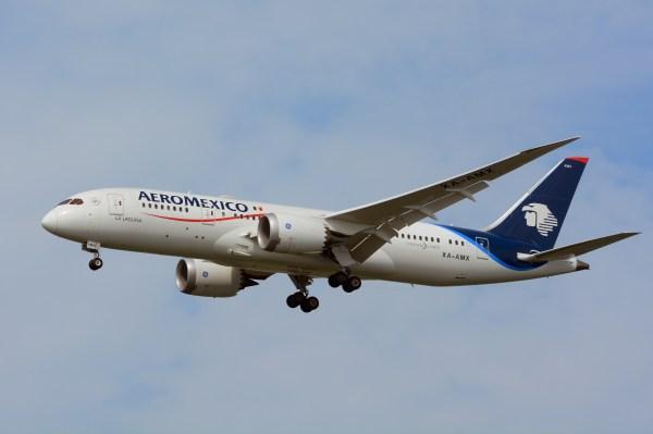 FileAeroméxico Boeing 7878 XAAMX NRTjpg