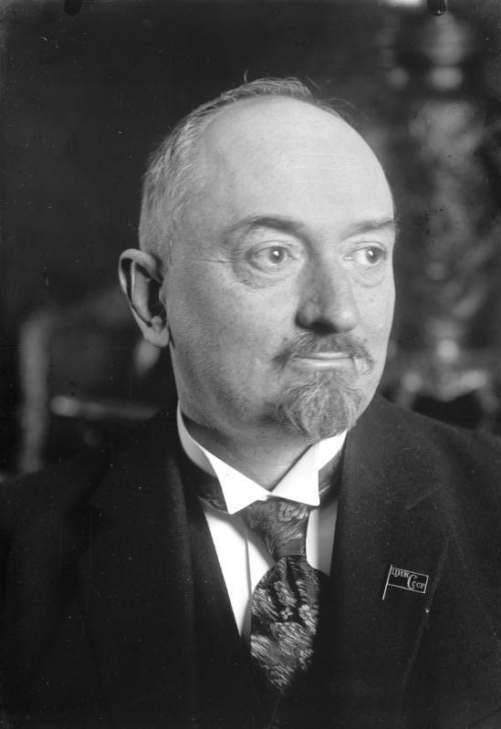 Georgy Vasilyevich Chicherin (1872–1936) - Wikicommons