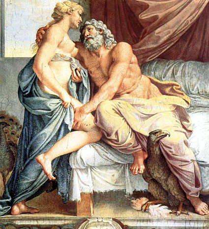 Deuses mais antigos da mitologia romana