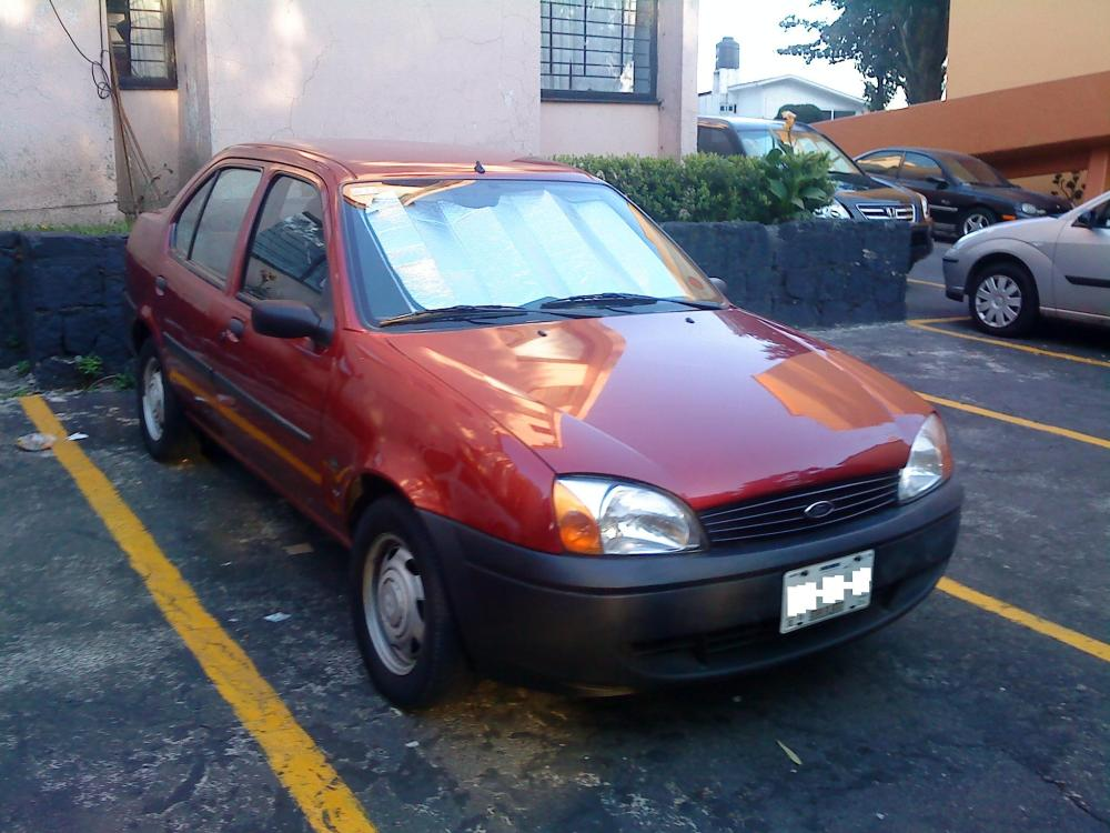medium resolution of 2002 ford aspire