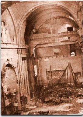 Quema de iglesias del 16 de junio de 1955  Wikipedia la