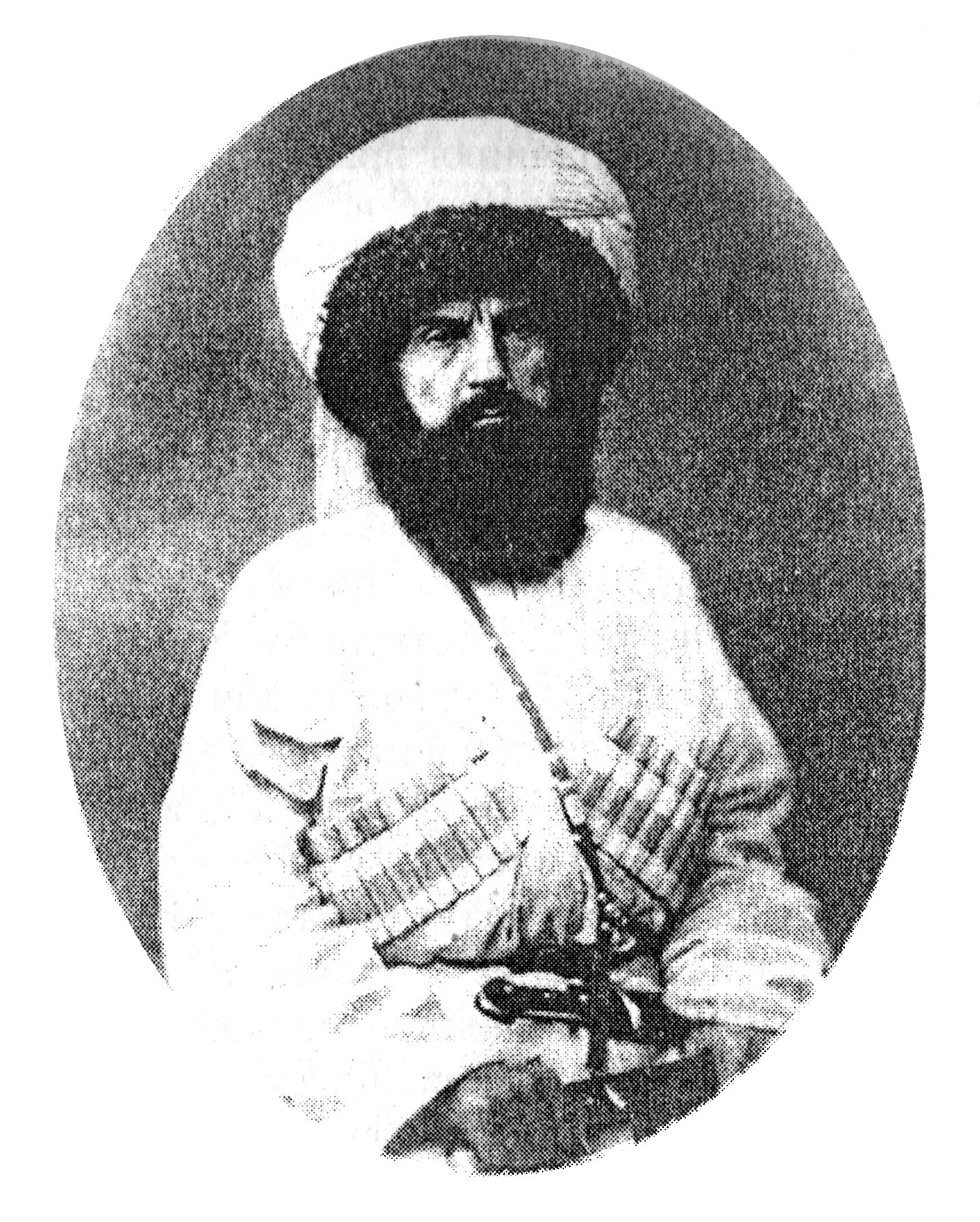 Chamil (1797-1871) - Wikicommons