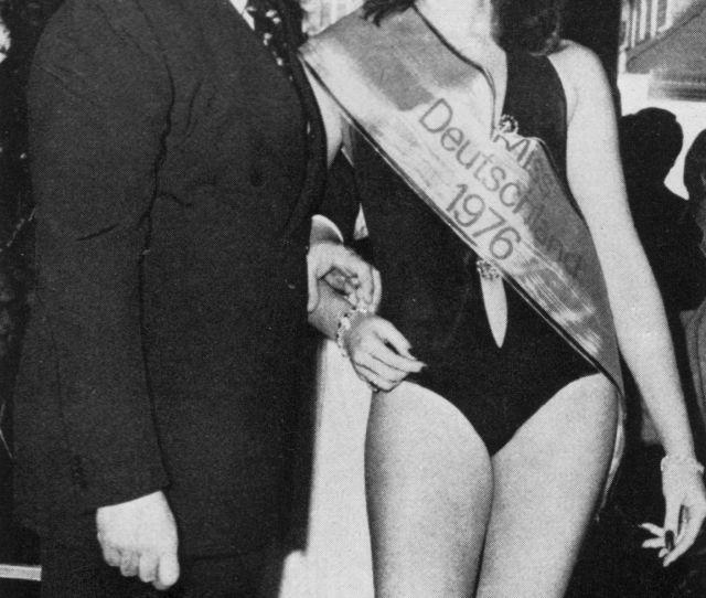 Lachmann Fourrures Miss Germany Dezember 1976 Jpg