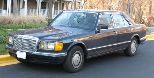 small resolution of file mercedes benz 500se jpg