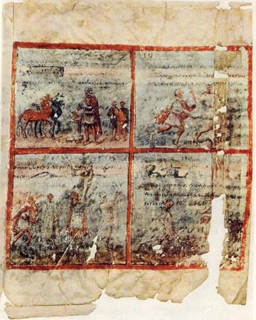 Sommaire des livres de l'Ancien Testament