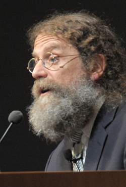 American biologist and author Robert Sapolsky.