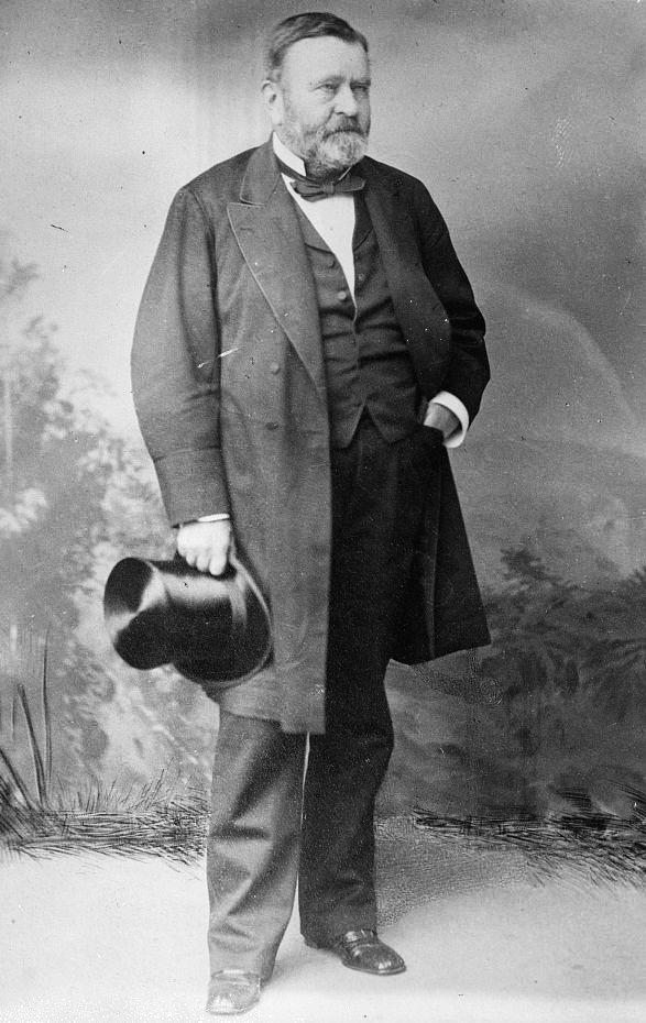 Presidency Of Ulysses S Grant  Wikipedia
