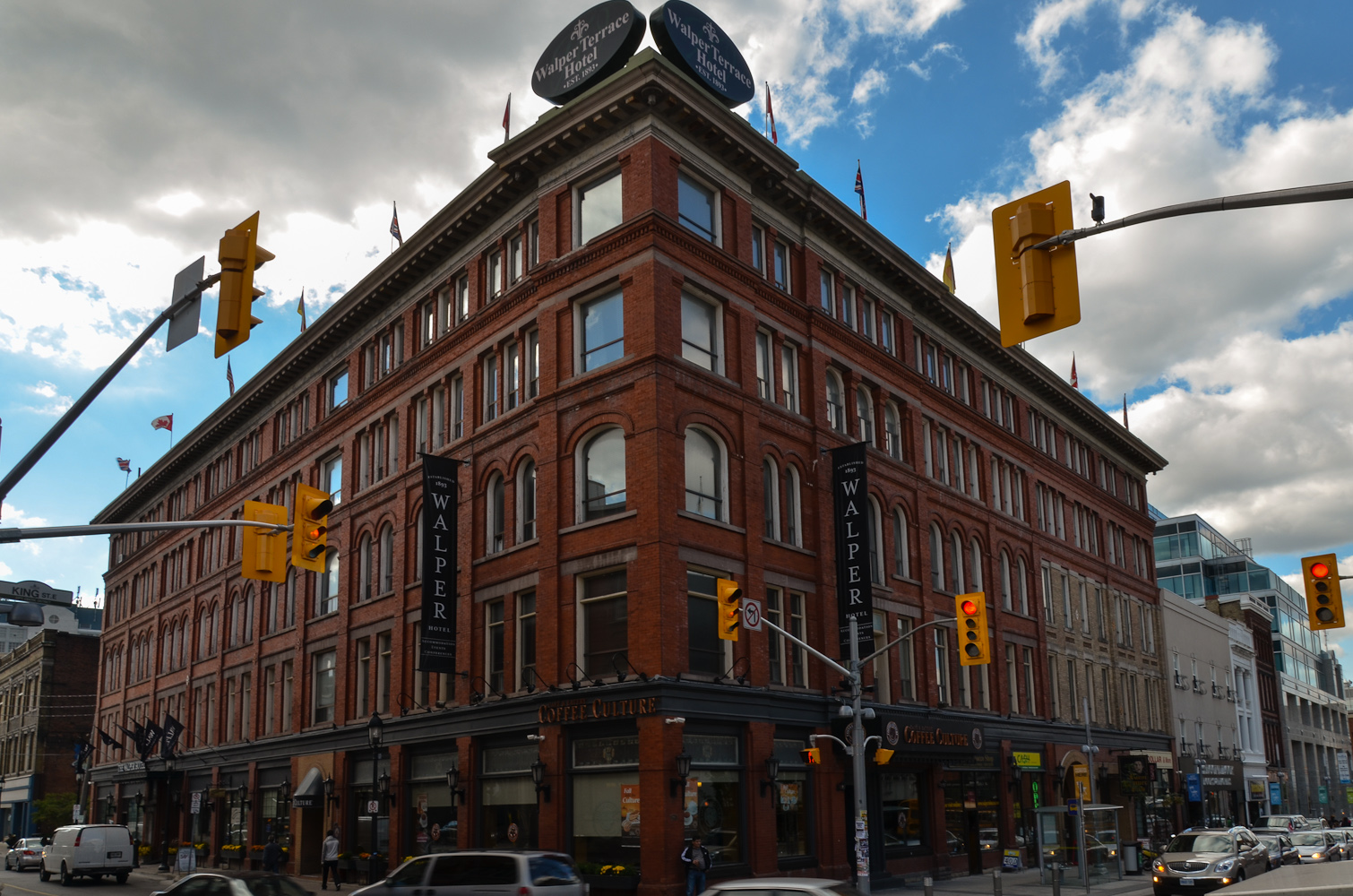 Filewalper Terrace Hotel In Kitchener, Ontariojpg