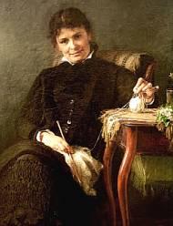 Anna Seekamp, Bertha Wegmanns Schwester