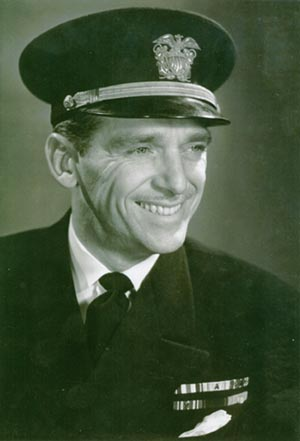 English: Photo of Commander Douglas Fairbanks,...