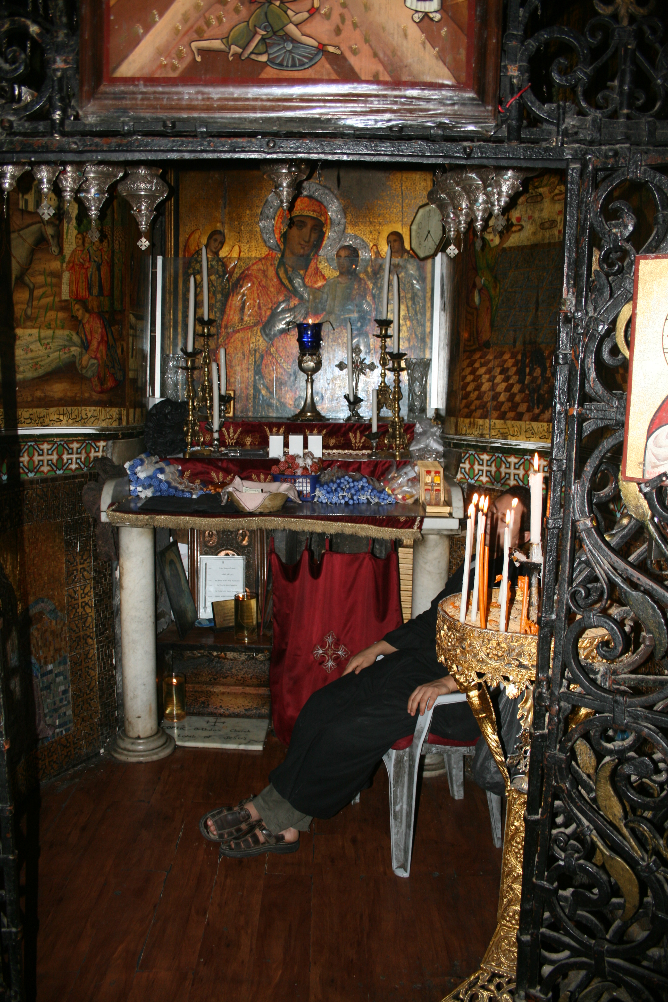 FileCoptic Chapel Church of the Holy Sepulchre