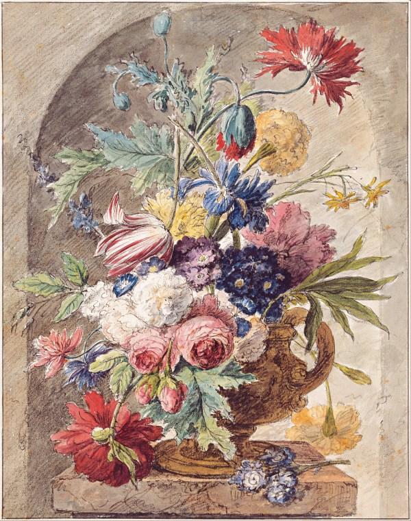 Jan Van Huysum Flower