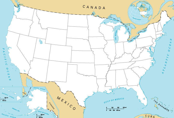That image (us map without state names map usa no names us map states without intended for state map without names) over will be classed together with: Contiguous United States Wikipedia