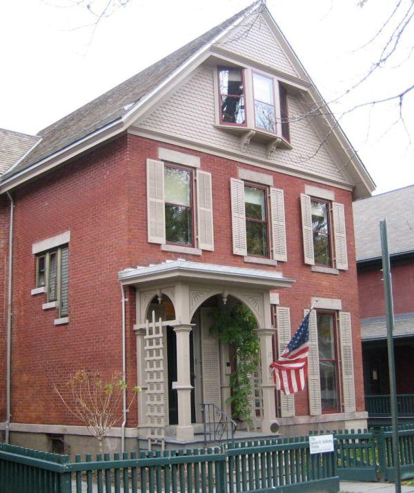 Susan . Anthony House - Wikipedia