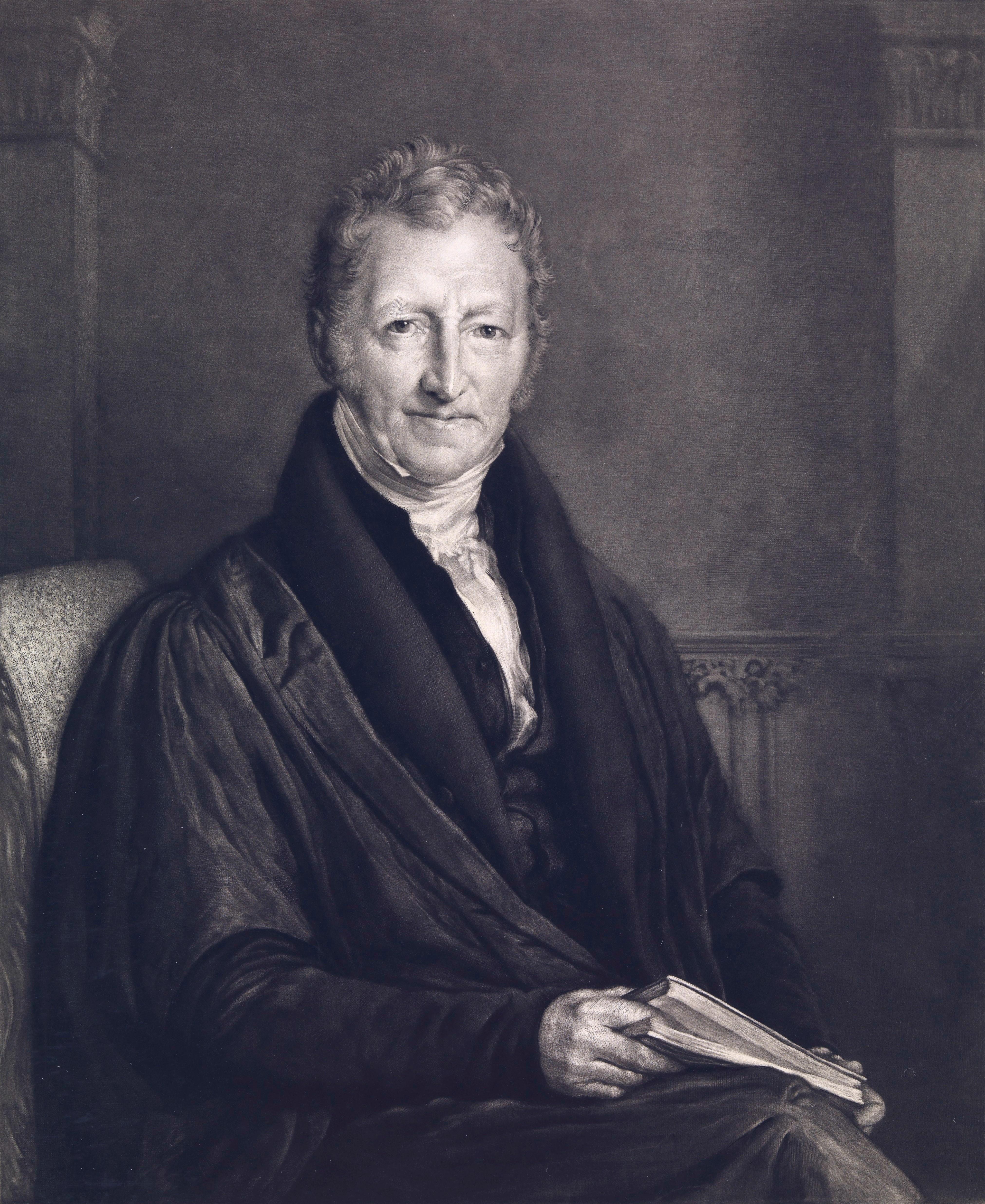 Thomas Robert Malthus - Wikipedia