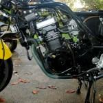 World Bikes Kawasaki Ninja 250 Engine Wallpapers