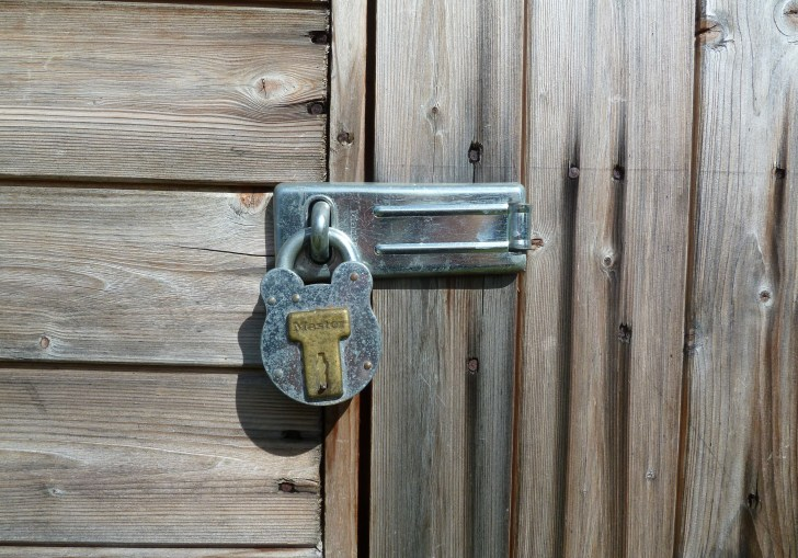 Shed Door Latches