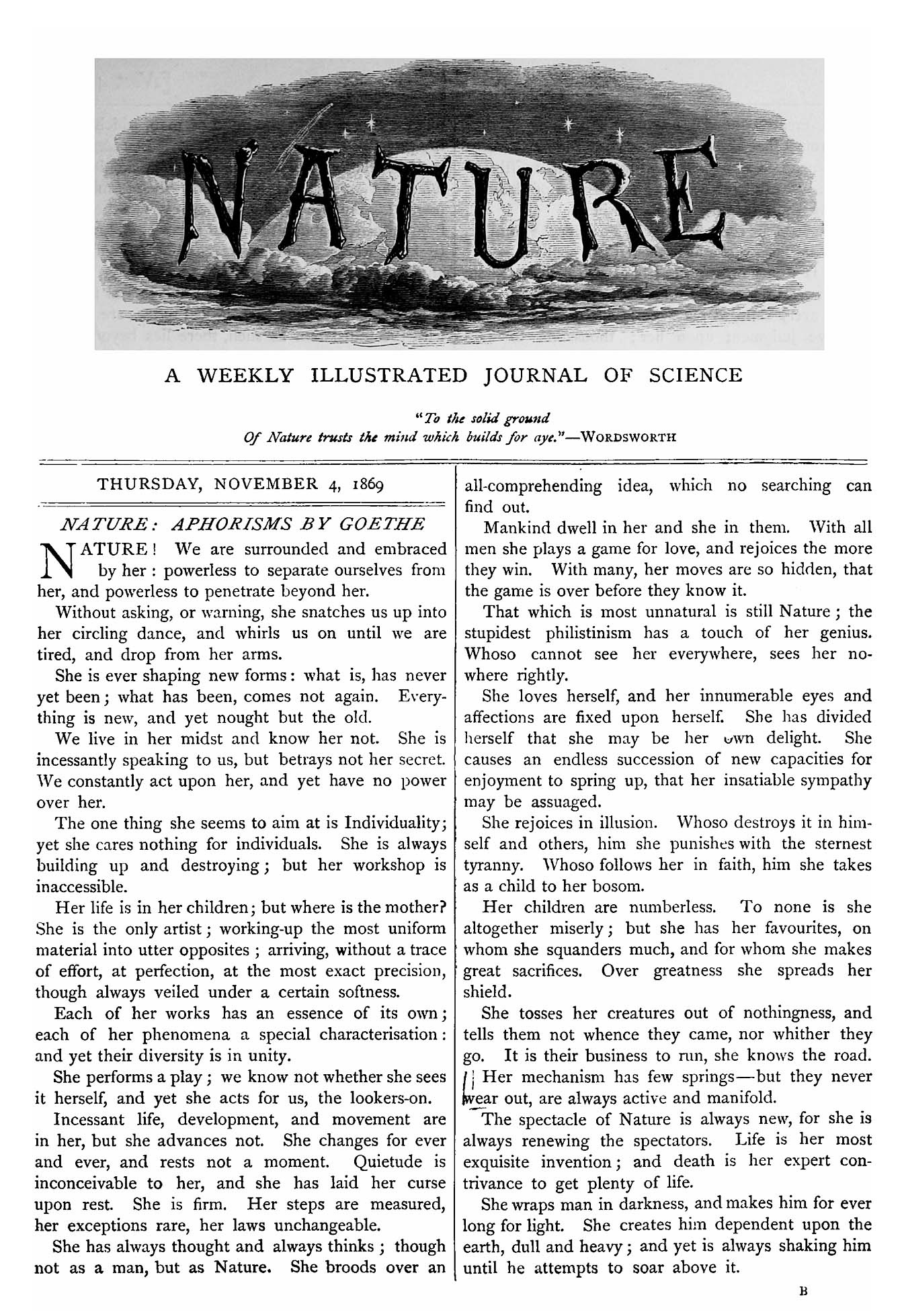 How to Write a Science Article?