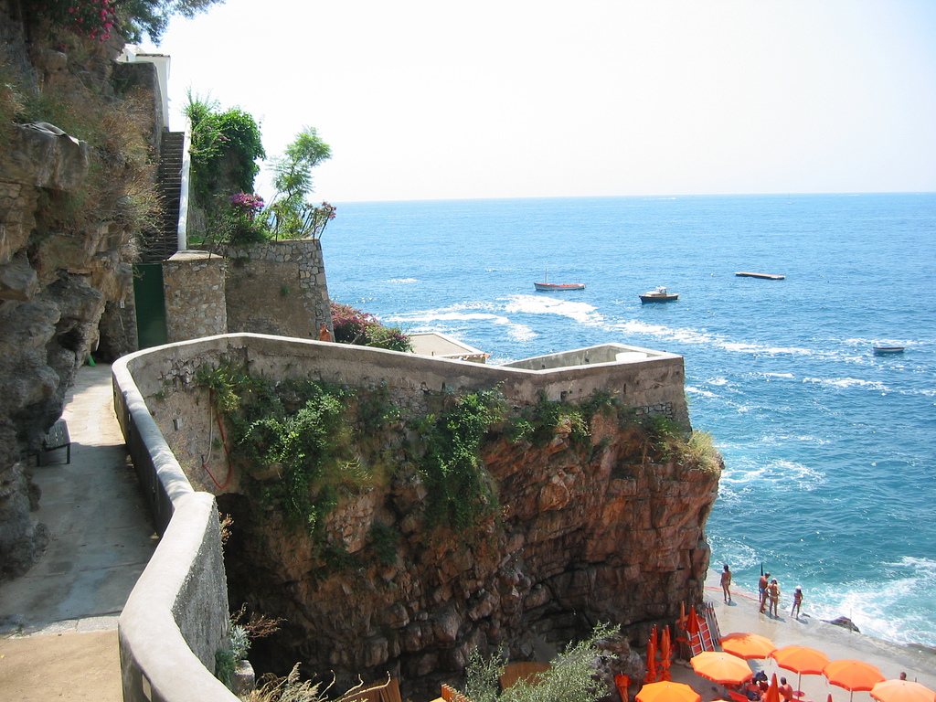 Praiano, Campania, Italia