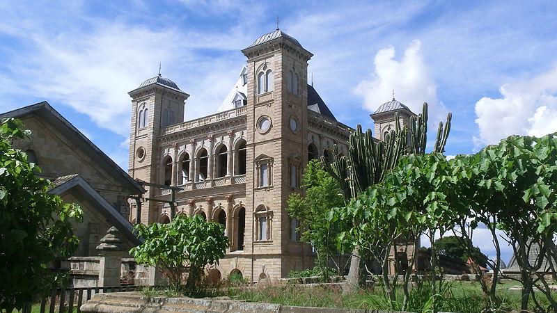 Rova Van Antananarivo Wikiwand