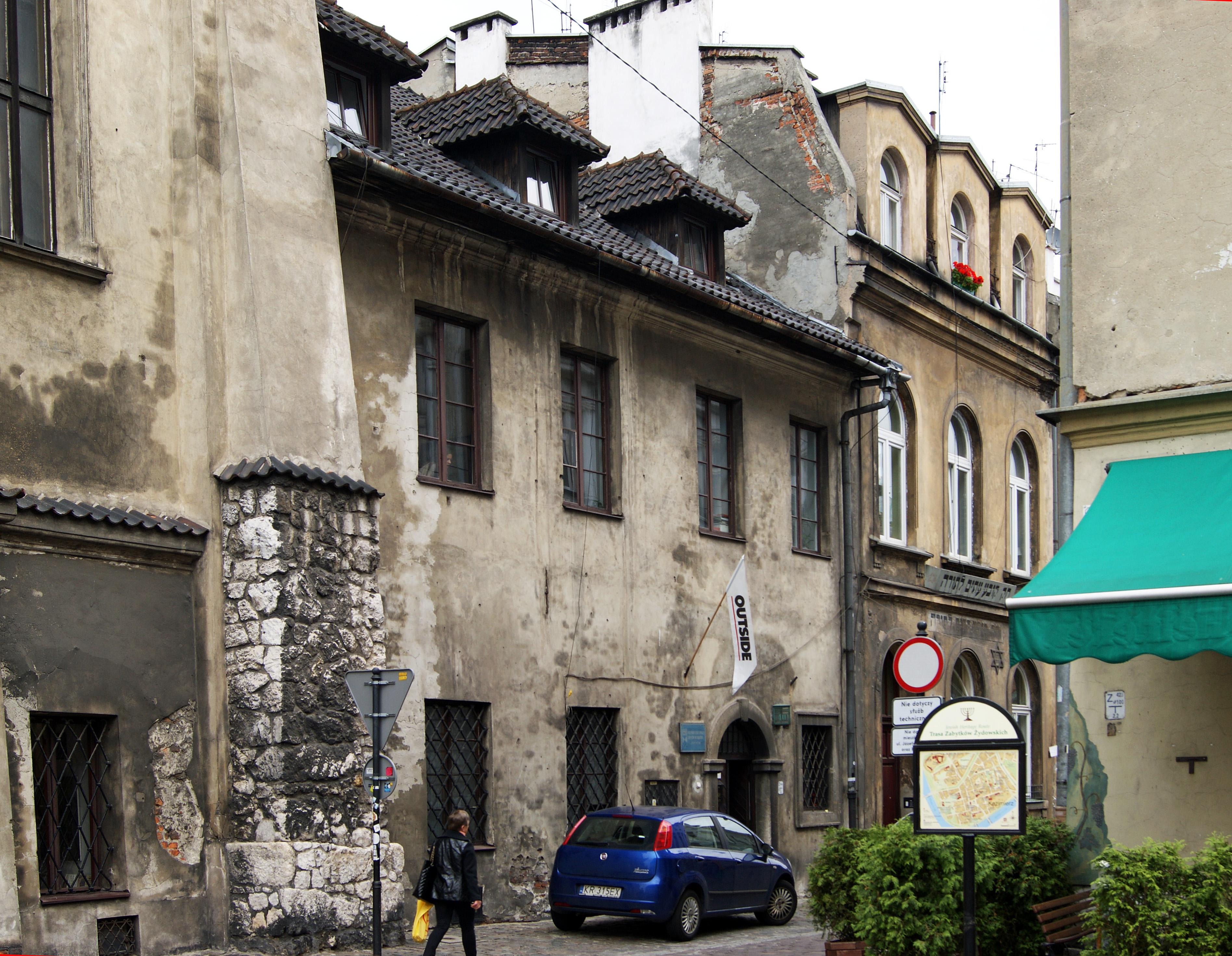 File:Tenement, 40 Jozefa street, Kazimierz, Krakow, Poland.jpg