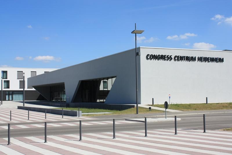 Congress Centrum Heidenheim  Wikipedia