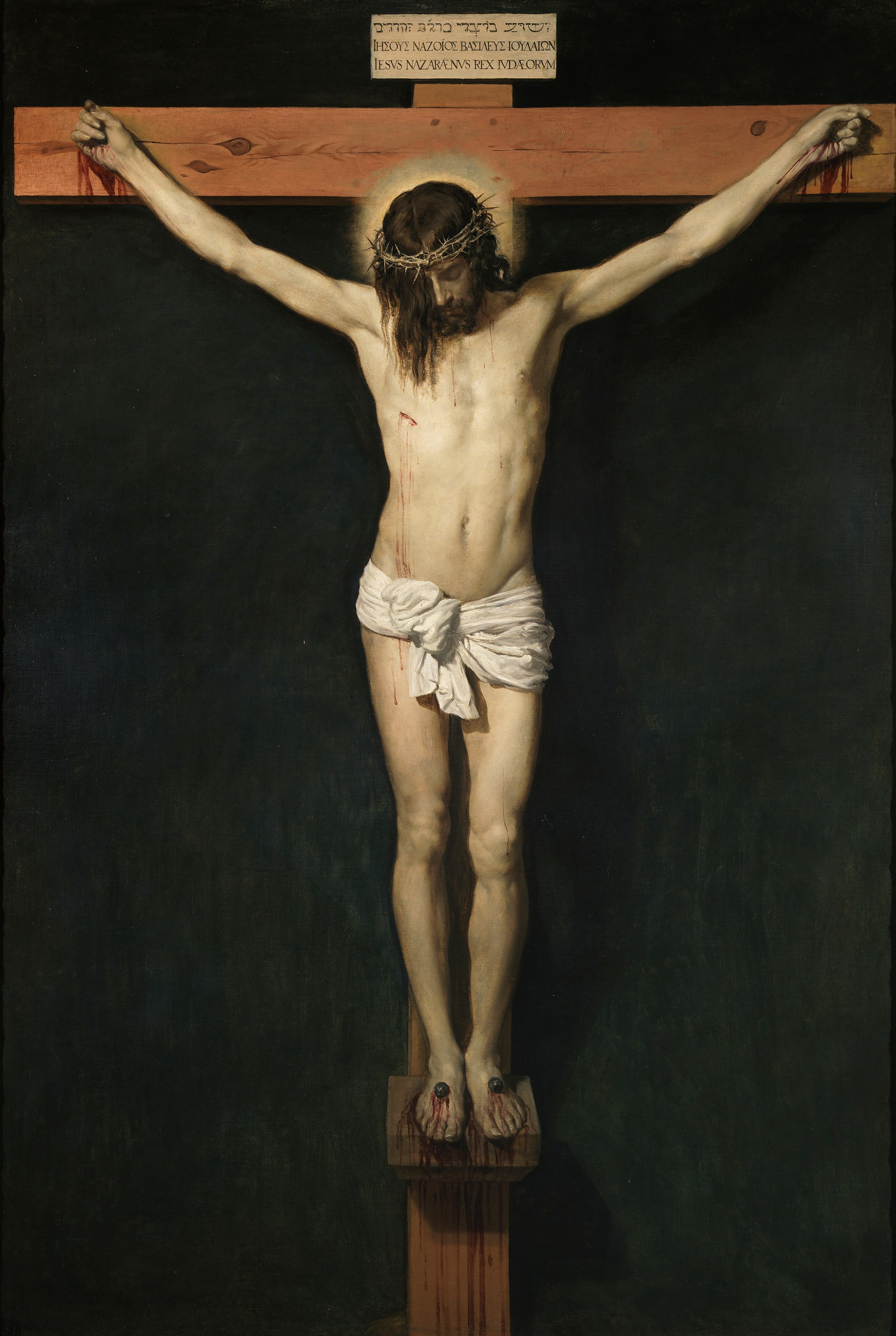 hight resolution of crucifixion of jesus