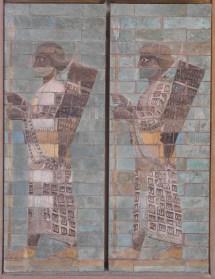 File Frieze Of Archers Palace Darius In Susa