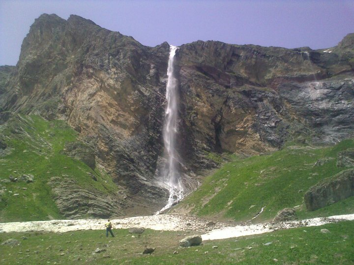 Korab Waterfall