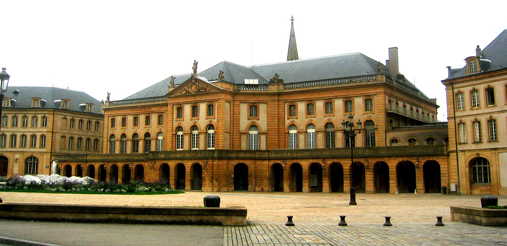 Opra Thtre De Metz Wikipdia