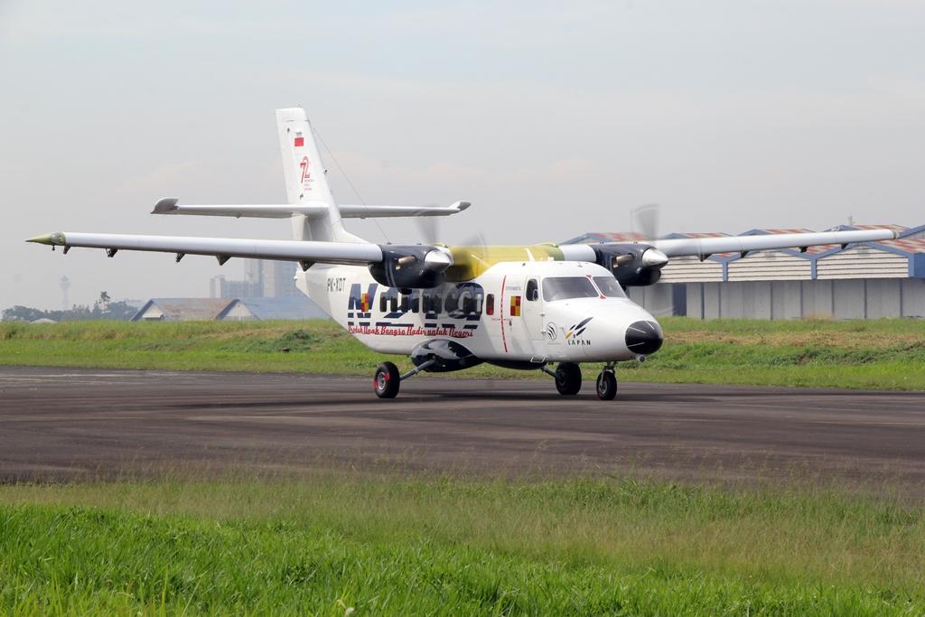 Indonesian Aerospace N219  Wikipedia