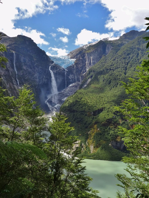 Parque Nacional Queulat e o Ventisquero Colgante - Geleiras na América do Sul
