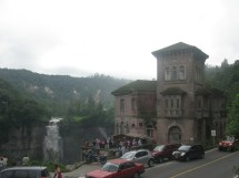 Abandoned Hotel Del Salto Colombia