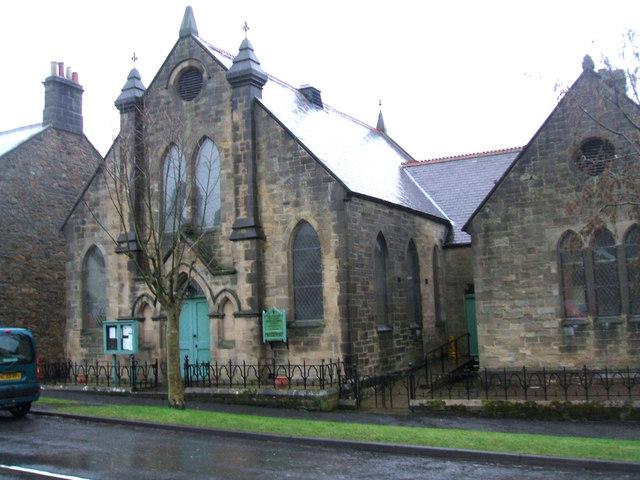 File:Bellingham Methodist Church - geograph.org.uk - 1087932.jpg