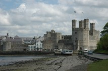 Caernarfon Castle Wikipedia - Year of Clean Water