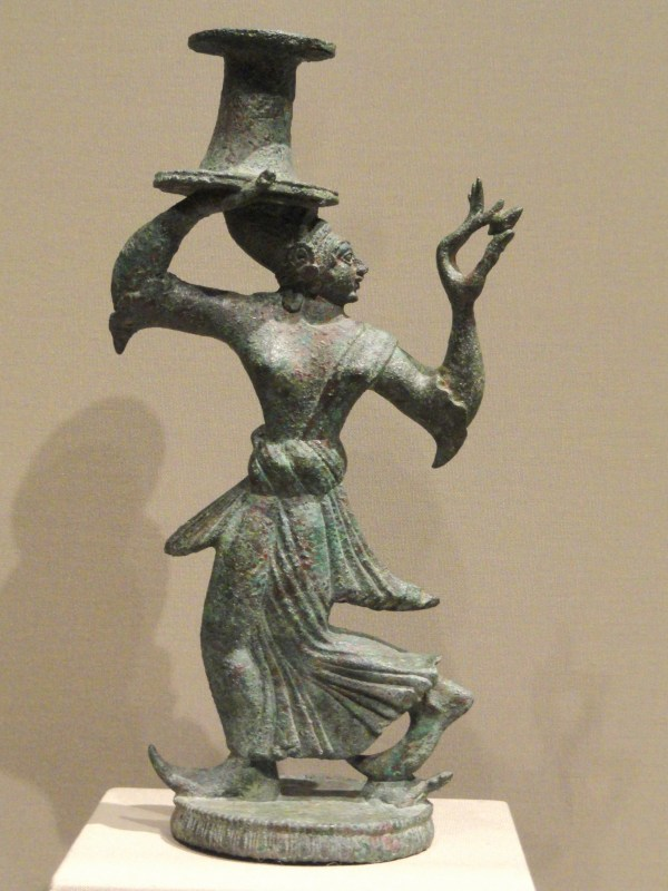 File Dancer Maenad 600-580 Bc Etruscan Bronze