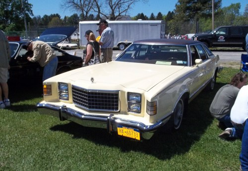 small resolution of ford ltd ii brougham four door