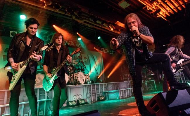 Helloween Se Plantea Lanzar Nuevo álbum En 2019 Zona Rock