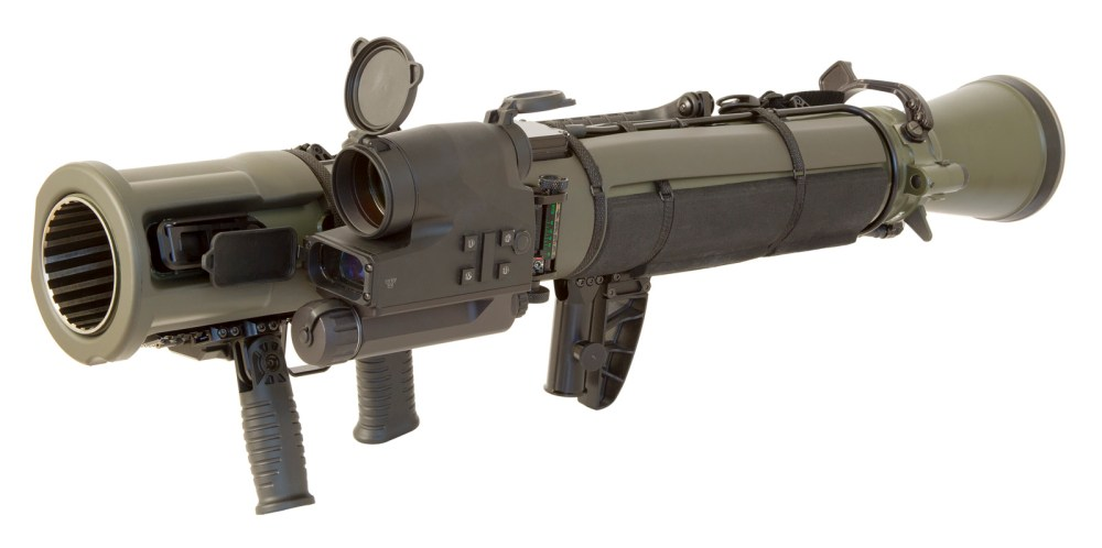 medium resolution of the m3e1 is an updated m3 by using titanium the weapon system is six pounds lighter 2 5 inches shorter and has an improved carrying handle