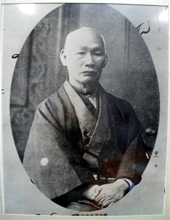 English: John Manjiro, photograph circa 1880. ...