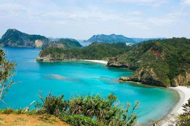 Islas Ogasawara (Japón). Imagen Wikimedia