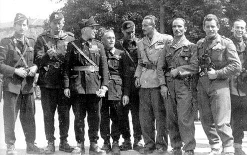 Rsistance en Italie pendant la Seconde Guerre mondiale