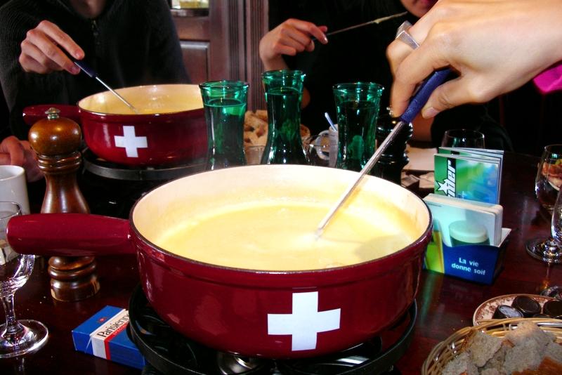 Swiss Fondue